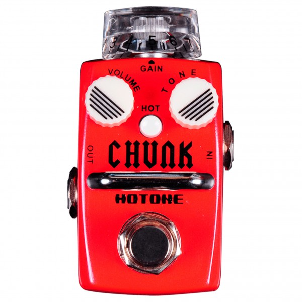Hotone Chunk Stompbox
