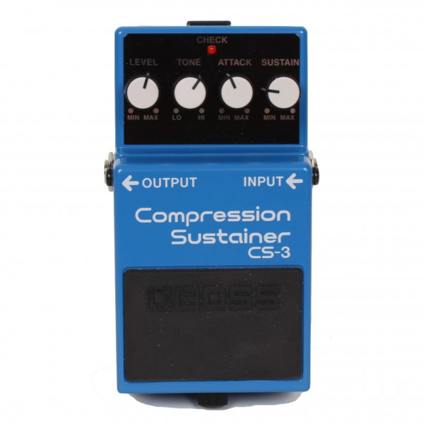 Boss CS-3 Compression Sustainer (Used)