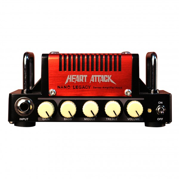 Hotone Heart Attack Nano Legacy Amp Head