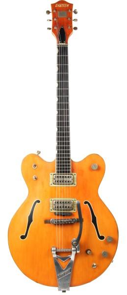 Gretsch Chet Atkins 6120 DC Orange 1966
