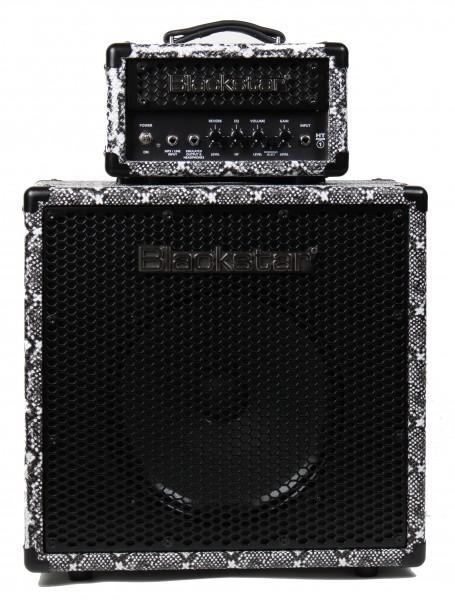 Blackstar HT-1RH Metal & 112 Pack Snake Skin