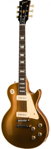 Gibson 1968 Les Paul Standard Goldtop Reissue, 60s Gold