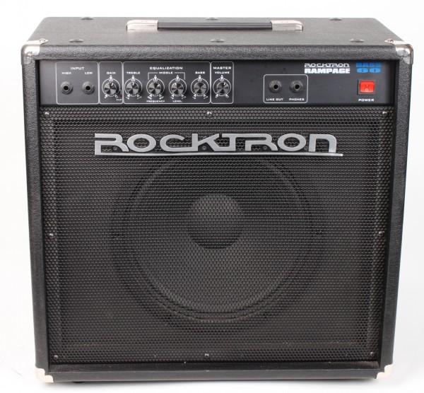 """Rocktron Bass 60 Bass Amp 60watt_12"""" Speaker"""