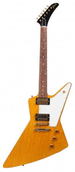 Gibson Explorer Korina RI 58 LTD (MJ Private Stock)
