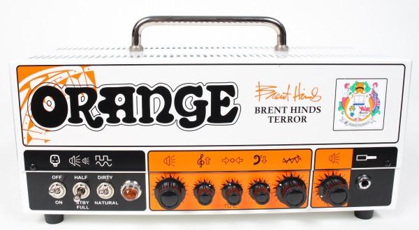 Orange Brent Hinds Terror (2nd hand)