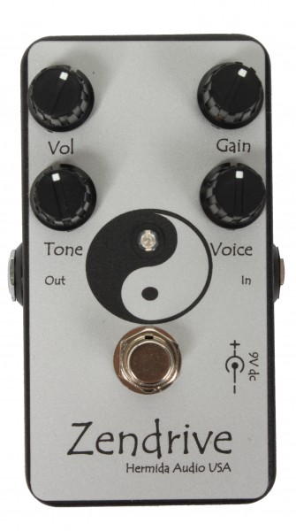 Lovepedal Hermida Audio Zendrive