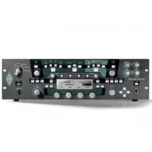 Kemper Profiler PowerRack Black