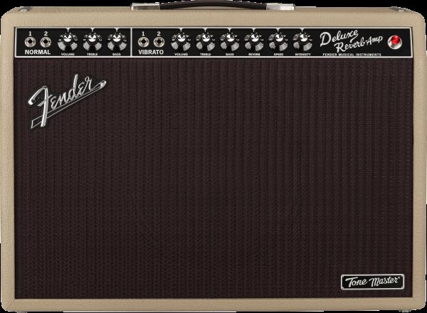 Fender TONEMASTER DLX RVB BLONDE