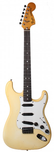 Fender Stratocaster Blonde RW 1980