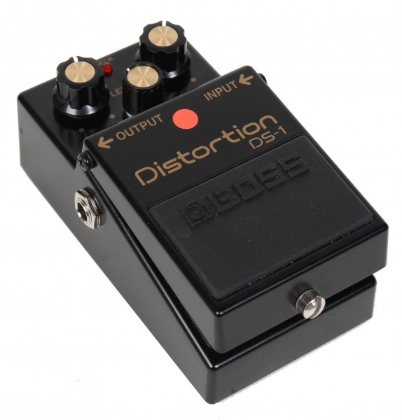 Boss DS-1 Distortion BLK Edition (second hand)