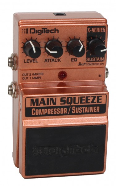 DIGITECH Main Squeeze Compressor/Sust (used)