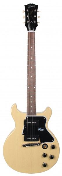 Gibson Les Paul Special Double Cut TV Yellow, Custom Shop, limitiert auf 50 Stück weltweit