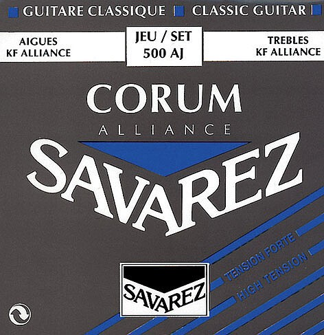 Savarez 500 AJ Corum Alliance High Tension