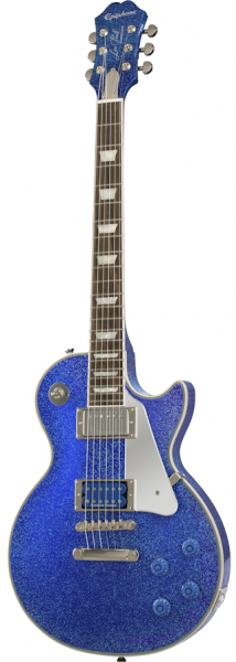 "Epiphone Tommy Thayer ""Electric Blue"" Les Paul"