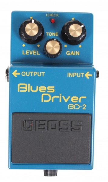 Boss BD-2 Blues Driver (2nd hand)
