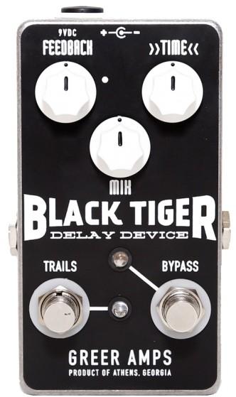 Greer Amps Black Tiger Delay