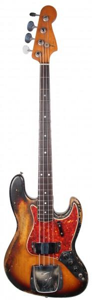 Fender Jazz Bass Sunburst 1966