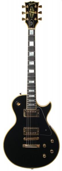 Gibson Les Paul Custom Ebony GH 1979