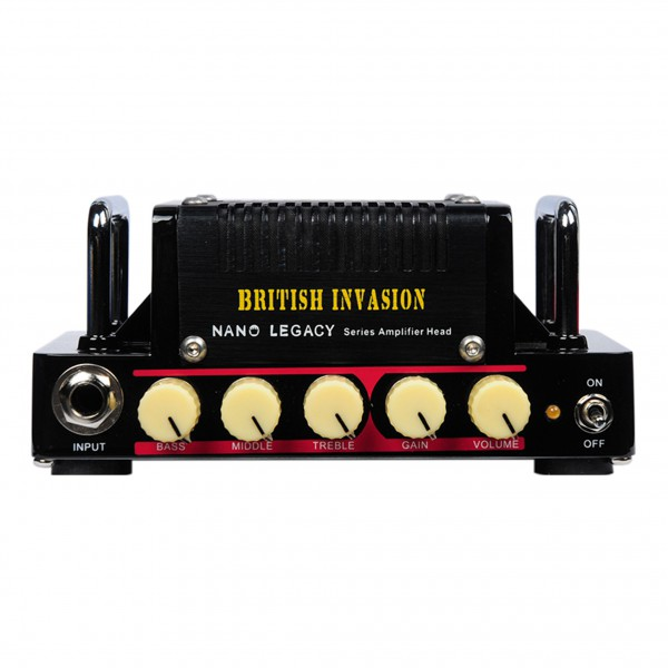 Hotone BRITISH INVASION Mini Guitar Amplifier