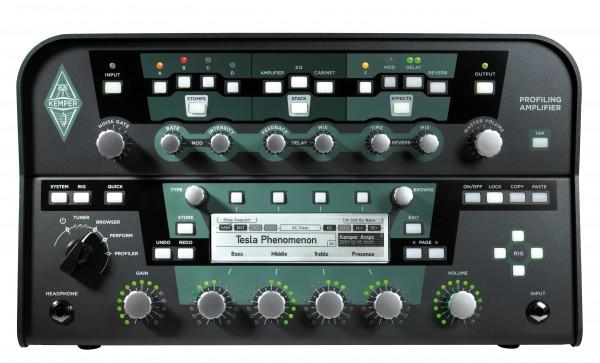 Kemper Profiling Amp PowerHead Set Schwarz