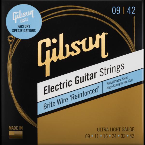 Gibson Brite Wires SEG-BWR9
