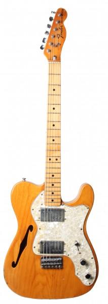 Fender Telecaster Thinline Natur 1973
