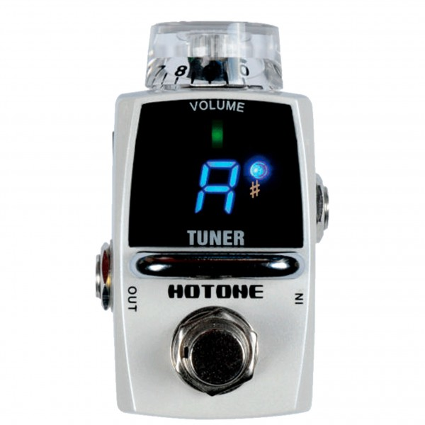 Hotone Chromatic Tuner Stompbox