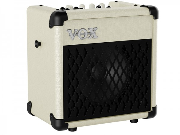 Vox Mini5 Rythm Gitarrencombo Ivory