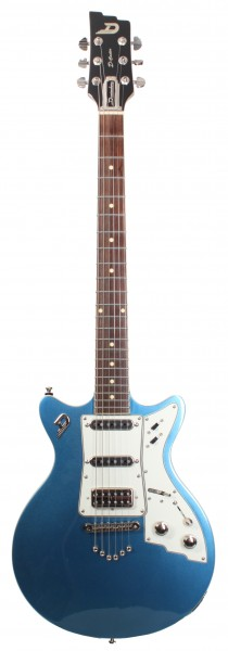 Duesenberg D-Caster Lake Placid Blue (2nd hand)