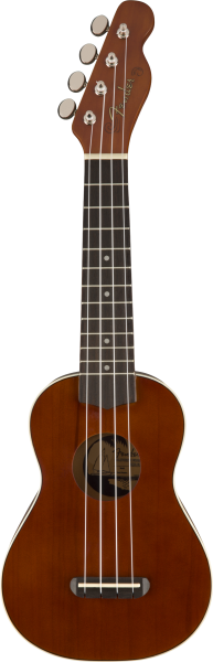 Fender Venice Soprano Uke, NAT WN