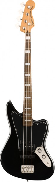 Squier SQ CV JAGUAR BASS LRL BLK