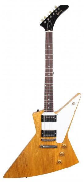 Gibson Explorer Korina RI 57 (MJ Private Stock)