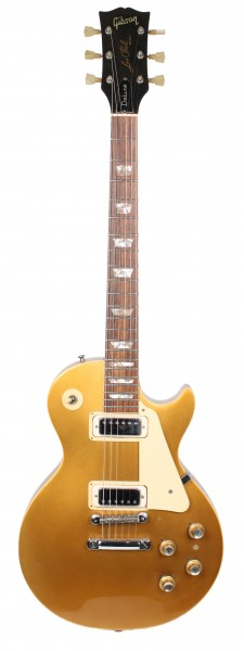 Gibson Les Paul Deluxe Goldtop 1973