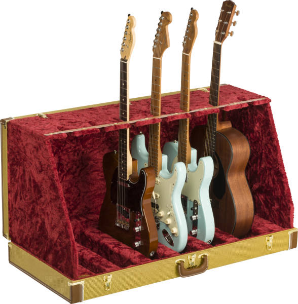 Fender CLASSIC SRS CASE STAND, 7 TWD