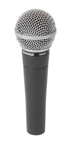 Shure SM58 Mikrofon (Used) Near Mint