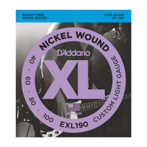 DAddario EXL190 Saiten Bass 040-100
