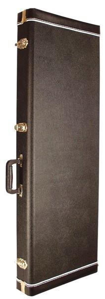 SCC Koffer für Strat/Telecaster Black