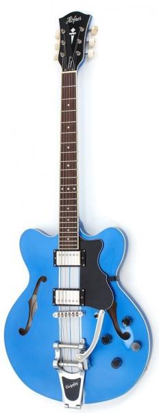 Höfner Verythin LTD Edition Metallic Blue