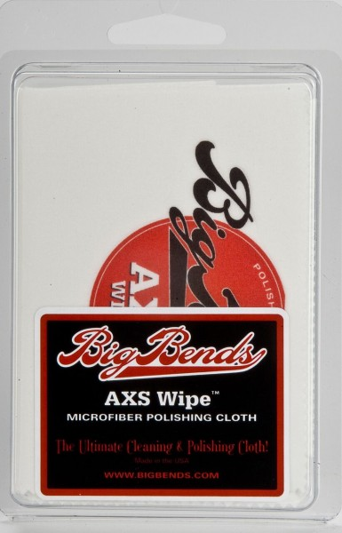 Big Bends AXS Mitt Microfiber Cloth
