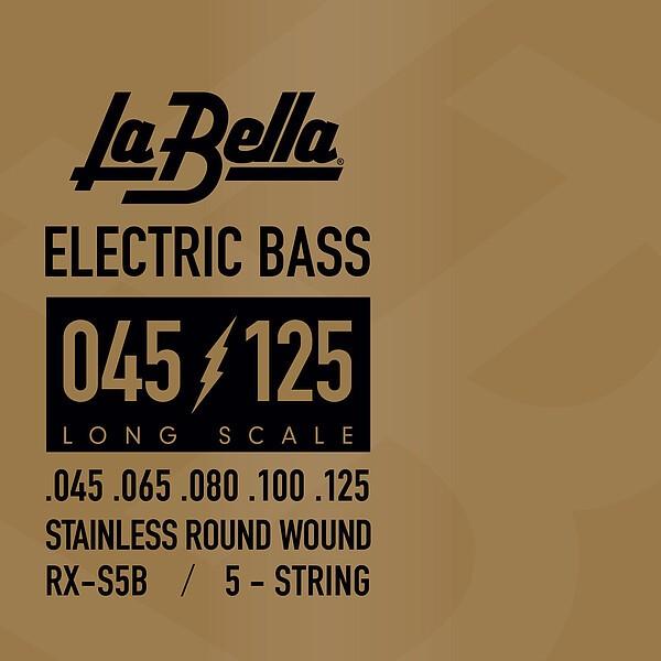 La Bella Bass RX-S5B 045/125