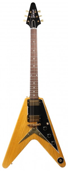 Gibson 1958 Korina Flying V Reissue VOS Historic Collection