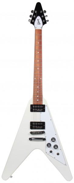 Gibson Flying V Weiß 2011