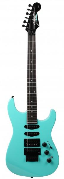 Fender LTD ED HM Strat RW Ice Blue (Used)