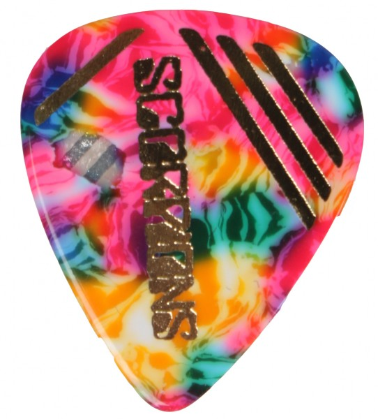 Picks 06 Scorpions Rainbow Sparkle