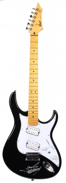 Cort Garage II Highgloss Black MJ Signature (B-Stock)