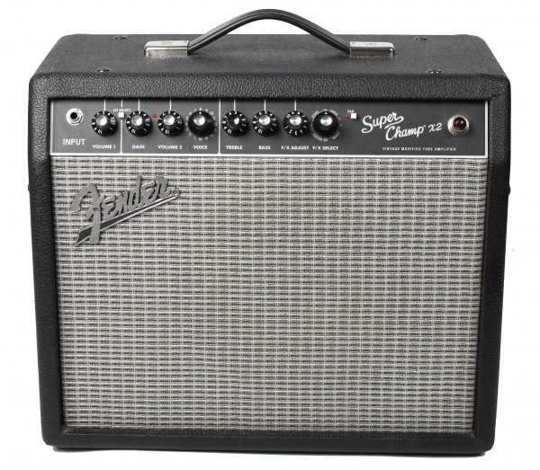Fender Super Champ X2 (second hand)