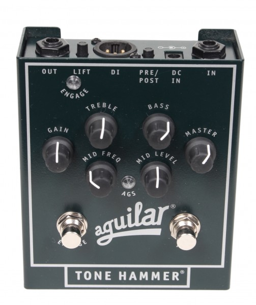 Aguilar Tonehammer (second Hammer)