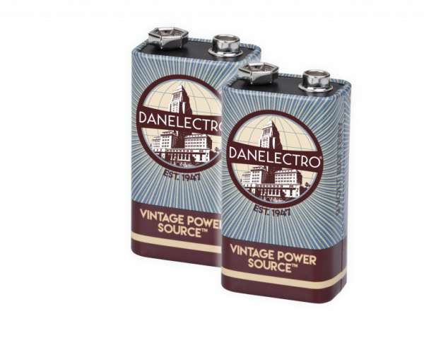 Danelectro DB-2 Vintage Battery (2 pcs / pac)