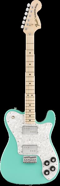 Fender LTD TRD 70 TELE DLX MN SFMG