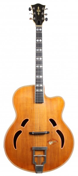 Hoyer Broadway Jazzgitarre 1961